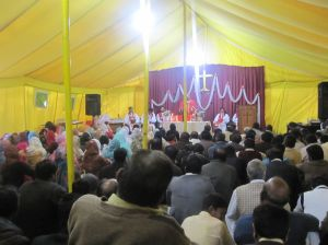 Inside the Tent of Meeting